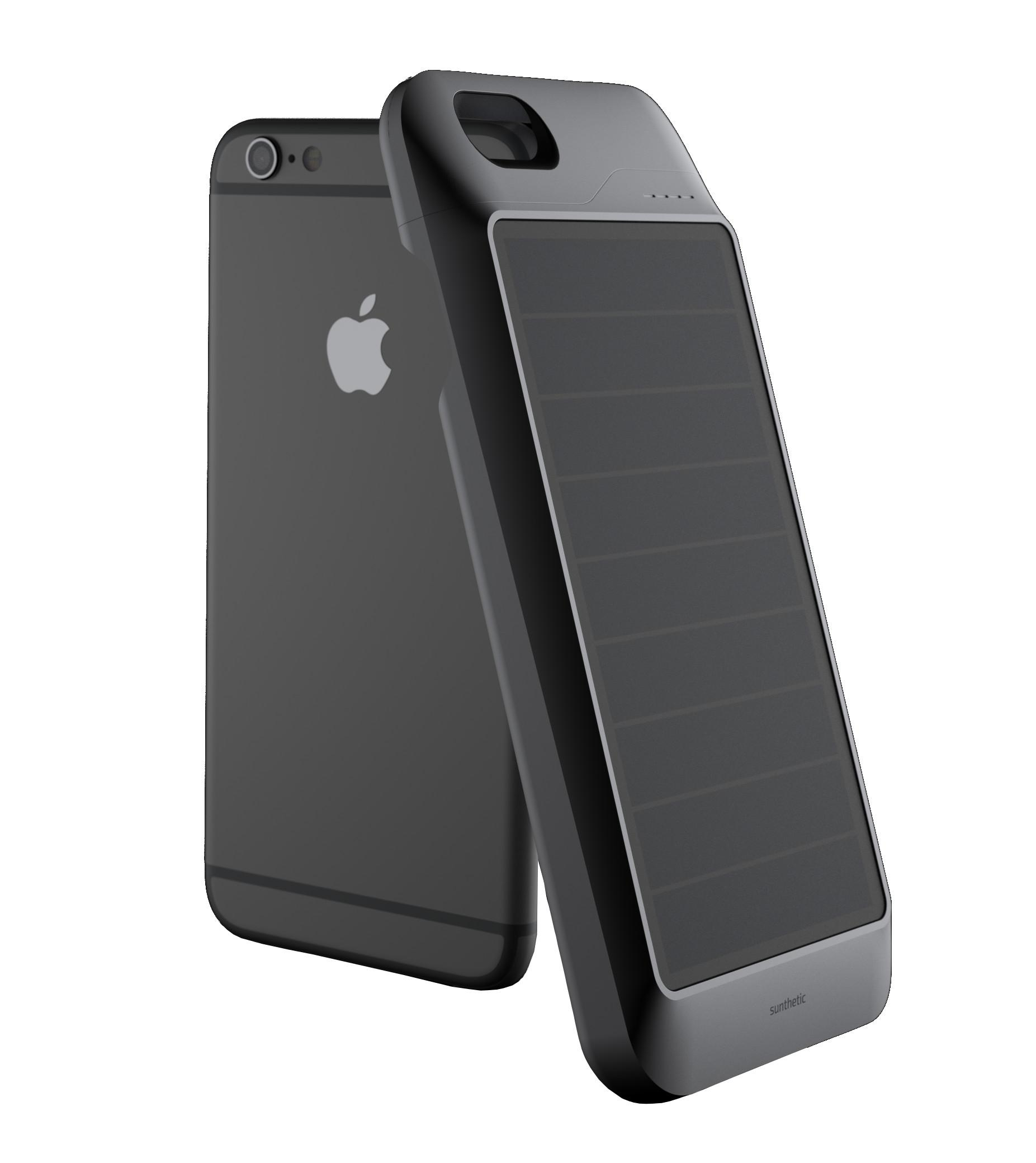 solar case charger