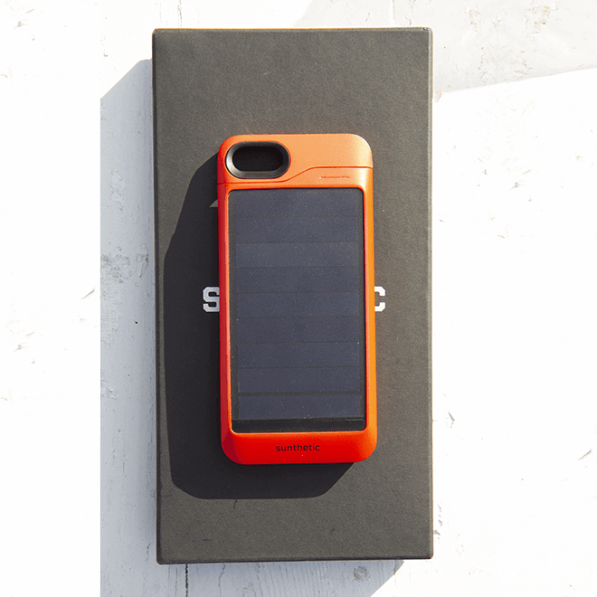 JEP, solar case battery for iPhone